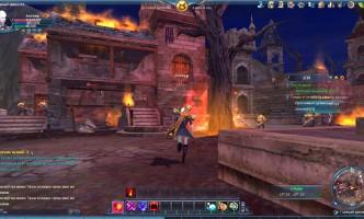 Forsaken World скриншоты