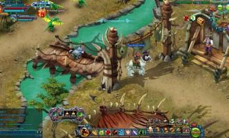 скриншоты Тор молот богов
