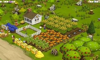 big farm скриншоты