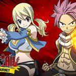 Fairy Tail — Новая RPG Аниме