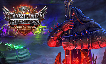 игра heavy metal machines