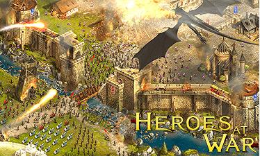 игра Heroes at War