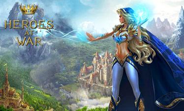 онлайн игра Heroes at War
