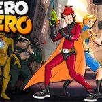 Hero Zero — Управляй супергероем!