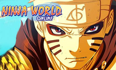 ninja world online игра