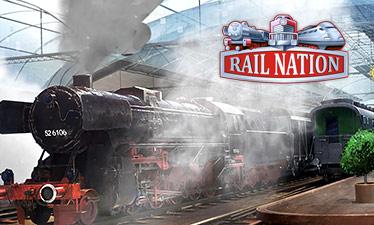 Rail Nation игра