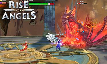 Rise of Angels играть онлайн