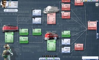 Rail Nation скриншоты