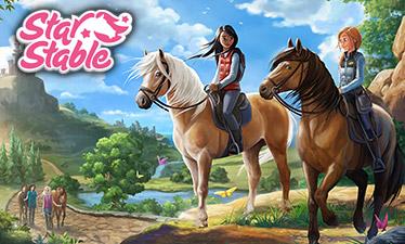 игра star stable