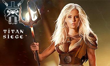 Titan Siege играть онлайн