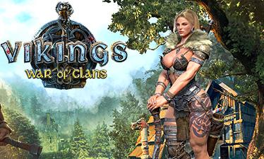 онлайн игра Vikings