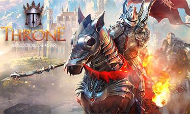 игра онлайн Throne