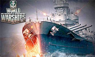 world of warship скачать