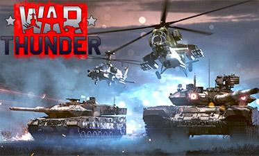 игра WarThunder