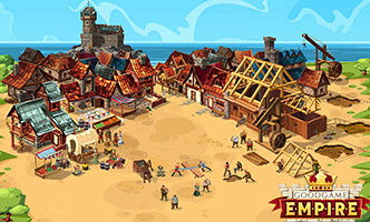игра Goodgame Empires
