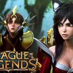 League of Legends известнейшая MOBA