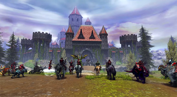 Neverwinter: Strongholds