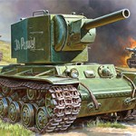 World of Tanks. Могучий исполин КВ-2