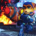Ratchet & Clank эксклюзивно для PS 4