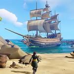 Вскоре выйдет ммо игра Sea of Thieves