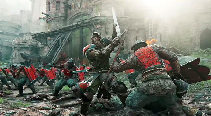 For Honor 01