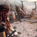 Геймплей новой игры Horizon Zero Dawn