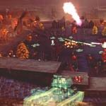 World of Tanks город призраков