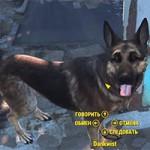 В Fallout 4 можно поиграть за собаку