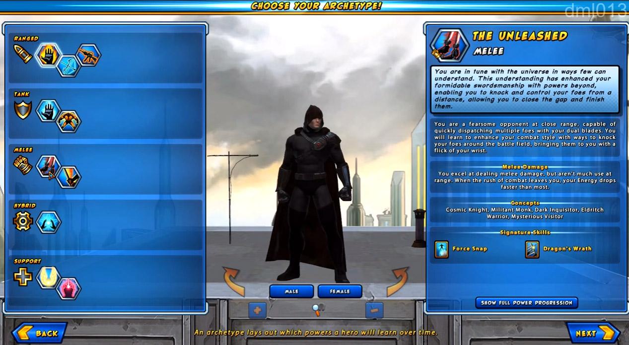 Champions Online 01