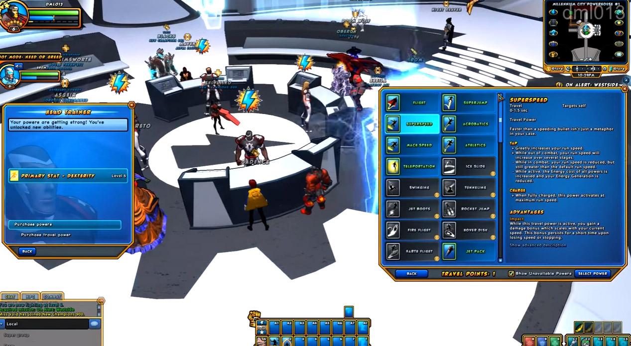 Champions Online 06