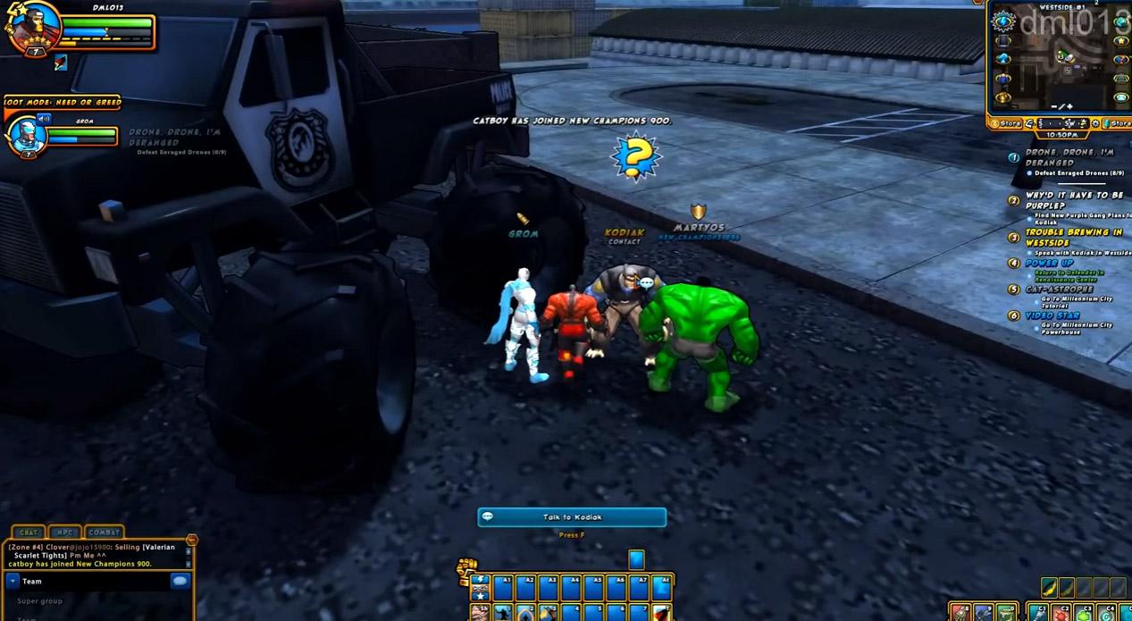 Champions Online 08