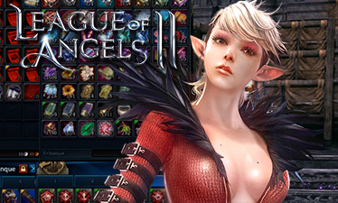 League of Angels 2 mmorpg