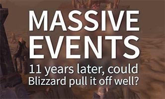 World of Warcraft - Ивенты