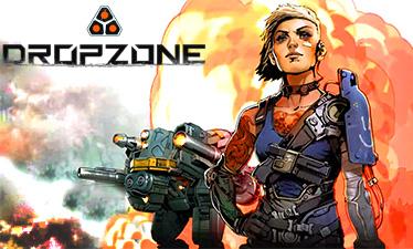Dropzone игра
