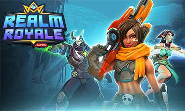 играть онлайн realm royale