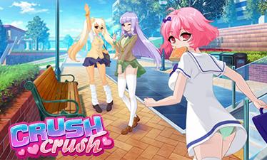 crush crush играть