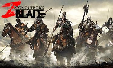 Conqueror's Blade играть